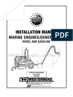 Westerbeke Installation Manual 2004