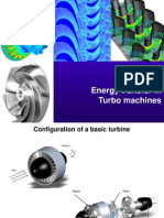 Energy Transfer in Turbomachines