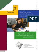 Testing Consortium Report