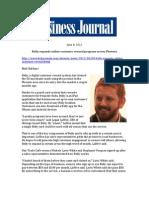 Belly, June 8, 2012, Phoenix Business Journal