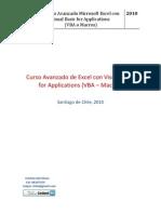 Curso Avanzado Excel Vba Macros
