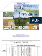 2do Decadal Nro. 271-Junio 2012-Eco región del Altiplano