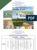 2do Decadal Nro. 272-Junio 2012-Valles-La Paz Centro, Cochabamba Sucre, Tarija, Valle Grande