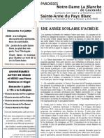 Bulletin SAPB&NDLB 120701
