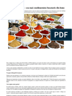 Bucataria indiana - cea mai condimentata bucatarie din lume