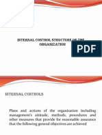 Internal-controls Flash Cards