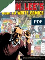 Stan Lee's How to Write Comics - Excerpt