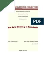 Análisis de la Ciencia y Tecnología en Venezuela