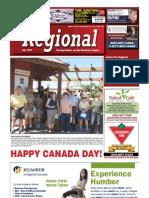 The Regional Newspaper July 2012