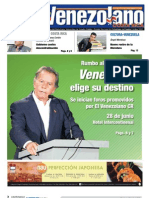 """""""El Venezolano"""" de Costa Rica"""