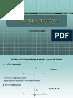 03 - Algebra Blokova