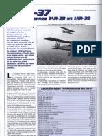 Dan Antoniu, George Cicos - Romanian IAR-37-39