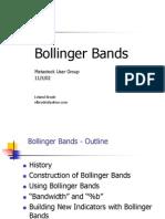 Bollinger Bands