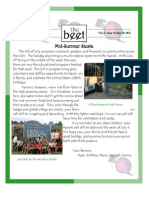 The Beet - Volume 6, Issue 10