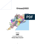 Orissa Vision Document