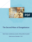 The Second Wave of Evangelization