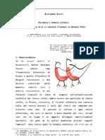 Palinodia e Memoria Virtuale. Una Lettura Di W Ou Le Souvenir d'Enfance Di Georges Perec