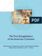 The First Evangelization of the American Continent