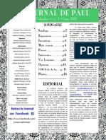 Journal de Paul n°2