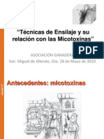 Tecnicas de Ensilaje Asoc. Ganadera San Miguel a PDF