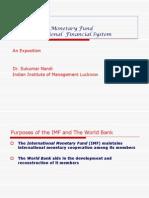 International Financial System IMF