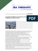 Madeira Emigrante Nº47