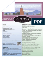 St Patrick Catholic Community Scottsdale, AZ