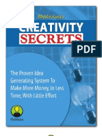 Creativity Secrets