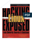 Hacking Linux Exposed 2001