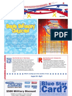 Blue Star Card Hawaii Newsletter July 2012