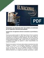 DISCURSO DE MIGUEL HENRIQUE OTERO EN TRINIDAD EN REUNIÓN DE LA SIP