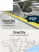 OneCity presentation