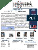 Newsletter- July 2012 (2)
