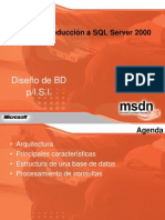 Introduccion a SQL Server 2000
