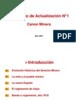 Legislacion Minera y Del Trabajo - SEMINARIO 1
