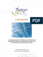 Chemtrail Symposium Belfort Group 70Page Report