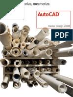 Autocad Raster Design 2008 En