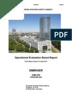 EMB 500 OEB Report Final