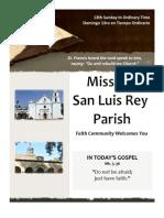 MSLRP Bulletin 07-01-2012