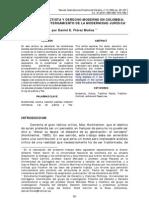 50608496 Daniel E Florez Tradicion Pactista y Derecho Moderno en Colombia