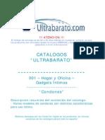 001 - Gadgets Intimos - Condones - UT