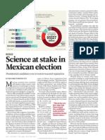 Elecciones en Mexico, Nature