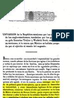 Poblanos traidores El nuevo Bernal Díaz del Castillo, Bustamante