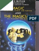 62847813 w e Butler Magic the Magician
