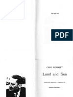 Schmitt Carl Land and Sea