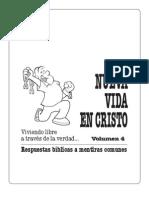 Nueva Vida en Cristo-Volumen 4