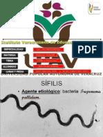 Gonorrea y Sifilis