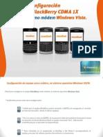 Manual de Configuracion de Equipos BB Como Modems CDMA Para WindowsVista