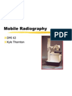 Mobile Radiography