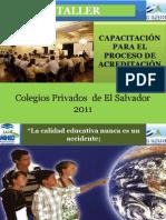 Capacitacion Mined 17marzo2011